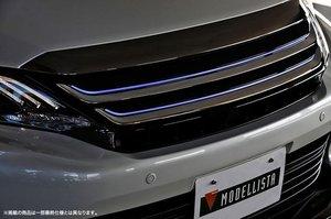Решетка радиатора Modellista для Toyota Harrier 2014+