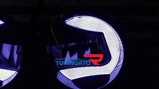 Туманки диодные LED OSRAM для Toyota Harrier 2015+