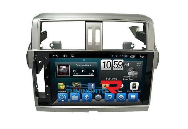 Штатная автомагнитола Toyota Land Cruiser Prado 150 2013-2016 Android