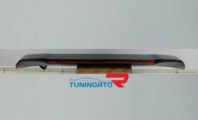 Спойлер задний GXR стоп-сигнал для TOYOTA LAND CRUISER 200 (07-)