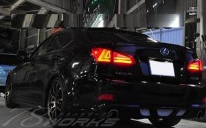 Тюнинг стоп-сигналы для Lexus IS250 05-13г.
