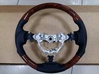 Руль Sport Design под дерево для Toyota Corolla Axio 160 (2013-)