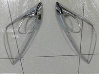 Хромированные накладки на фары для TOYOTA WISH (2003-)