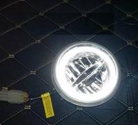 Диодные фары в бампер (туманки) для Toyota Sequoia 2007-