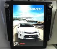 Новинка штатная автомагнитола TESLA на Toyota Camry V50 2011-2017 Android