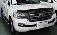 Дефлектор на капот EG для Toyota Land Cruiser 200 2016+
