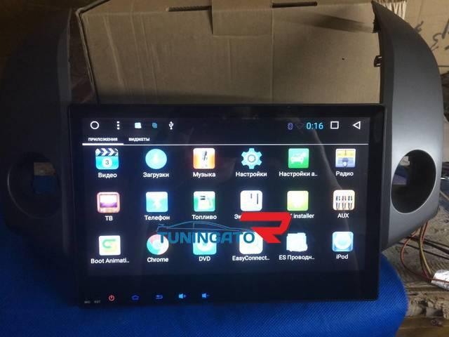 Штатная магнитола Toyota RAV4 2006 -2013 Android 6.0.1