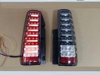 Диодные стоп-сигналы черные для Suzuki Jimny 1998-2017г.