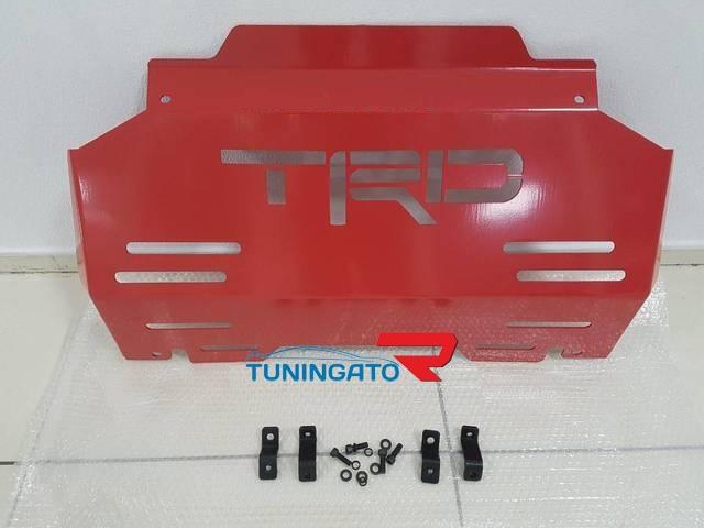 Защита двигателя, картера TRD для Toyota Hilux 2015+
