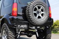 Тюнинг задний бампер Jaos для Suzuki Jimny 43, 33 кузов