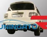 Nissan Partol 2010 Фаркоп с нерж. пластиной и логотипом Patrol