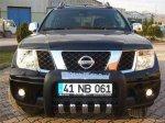 Передняя защита (полиуретан) Pathfinder 2005- \ Nissan Navara
