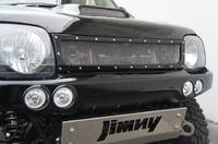 Решетка радиатора Carstyle на Suzuki Jimny