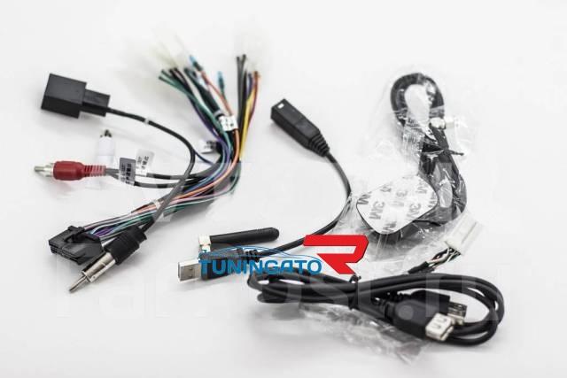 Штатная магнитола с GPS на Android для Toyota Hilux