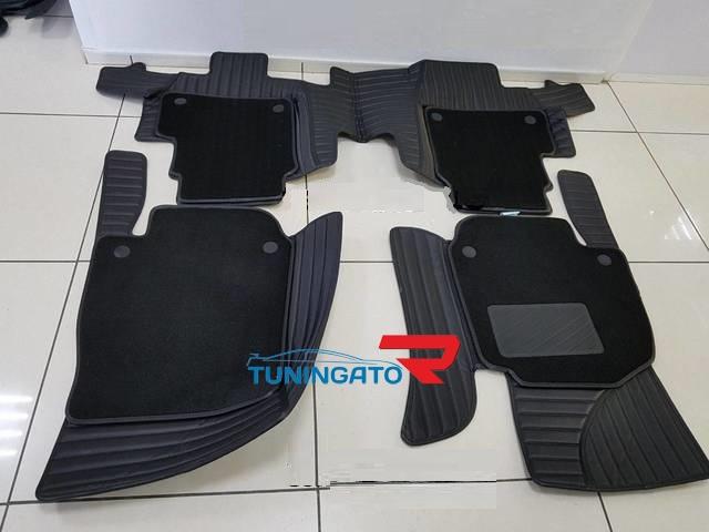 Коврики модельные под карбон для Mercedes G-Class