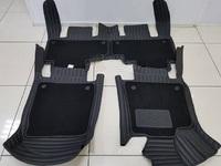 Коврики модельные под карбон для Lexus LX570 2008+