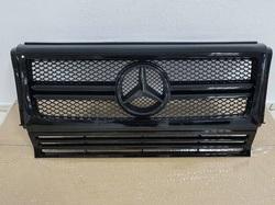 Решетка радиатора AMG черная для Mercedes W463 G65