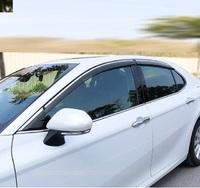 Ветровеки на двери Toyota Camry 2017-