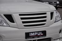 Решетка радиатора IMPUL оригинал для Nissan Patrol (2010+)