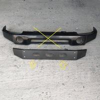 Силовая плита APIO под бампер для Suzuki Jimny jb23/33/43