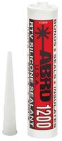 Герметик силиконовый 1200 (белый) 310 мл