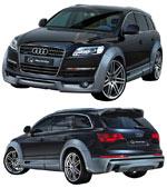 Audi Q7 Комплект обвеса Czar Wide