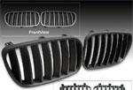 BMW X3 E83 Решетки радиатора черные