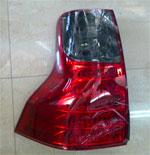 Стоп-сигналы светодиодные красночерные (в стиле GX460) LAND CRUISER PRADO 150
