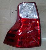 Стоп-сигналы светодиодные краснобелые (в стиле GX460) LAND CRUISER PRADO 150