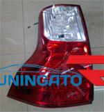 Стопари светодиодные краснобелые (в стиле GX460) LAND CRUISER PRADO 150