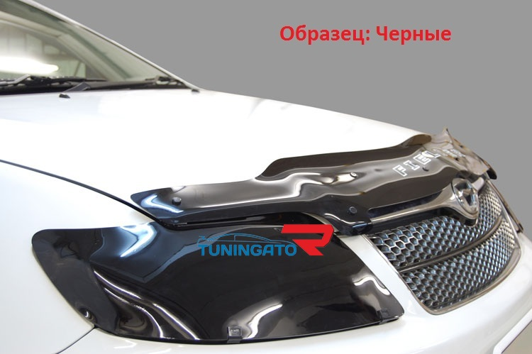 Дефлектор капота для TOYOTA HARRIER (98-02)