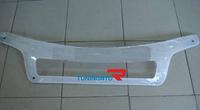 Дефлектор капота (шелкография белая) TOYOTA RAV4