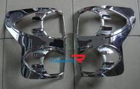 Хромированные накладки на стоп-сигналы TOYOTA TUNDRA (2006-2009)