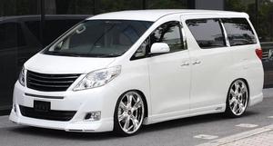 Обвес (тюнинг) Mz SPEED для Toyota ALPHARD (2008-)