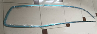 Хромированные молдинги дверей SUBARU FORESTER (2008-)