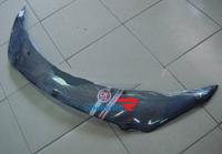 Дефлектор капота (шелкография черная) TOYOTA CALDINA (2002-)