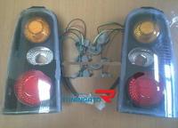Стоп-сигналы (Тюнинговые черные) TOYOTA COROLLA VAN 100 (91-97) универсал
