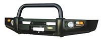 Бампер передний металлический FJ100-NS-A050 1B для LAND CRUISER 100\105