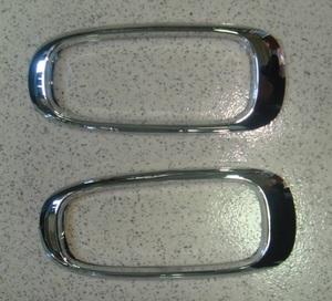 Хромированные накладки поворотников SLR-T29 TOYOTA CAMI / RUSH