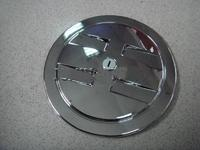 Хромированные накладки на крышку бензобака TCM45 MITSUBISHI TRITON L200 05