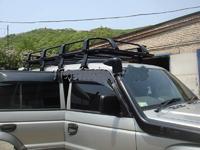 Багажник экспедиционный HD08-D2  MITSUBISHI PAJERO MONTERO