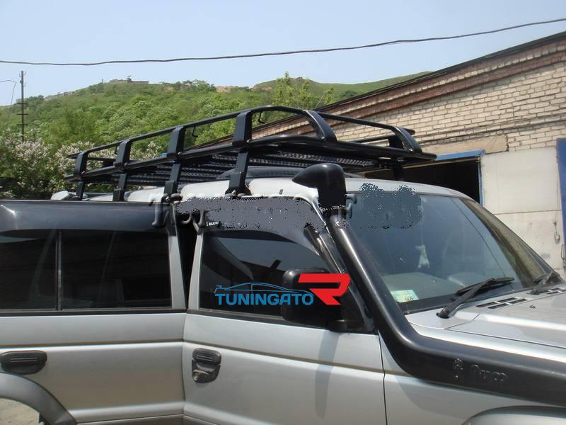 Багажник экспедиционный HD08D1