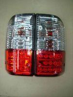 Стоп-сигналы (Хрустальные красно-белые светодиодные) NISSAN SAFARI / PATROL 89-97г.