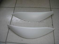 Накладки на фары реплика для LEXUS GX470