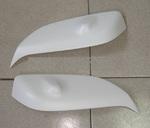 Ресницы на фары на NISSAN X-TRAIL