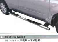 Подножки боковые NS-C0108 для NISSAN X-TRAIL (2007-)