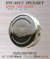 Колпак запасного колеса хром для Honda CR-V 02-06г.