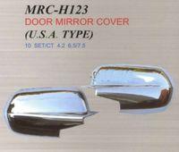 Хромированные накладки на боковые зеркала MRC-H123 HONDA CR-V 2010-