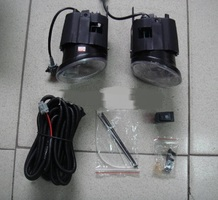 Противотуманные фары в бампер NS023 NISSAN FRONTIER/ NP300