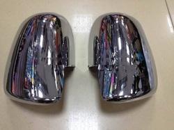 Хром накладки на зеркала для TOYOTA PRIUS (2009-)